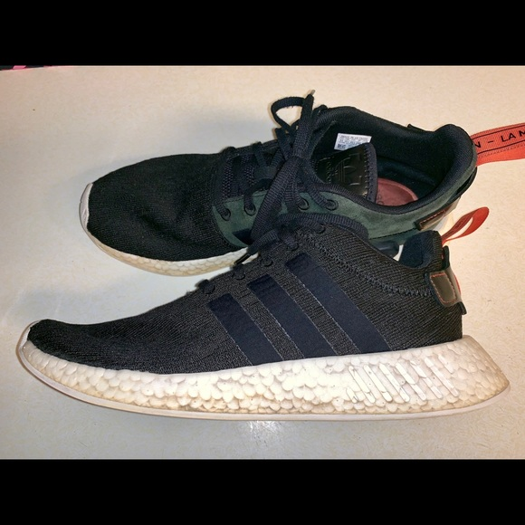 6b6cddcbc adidas Other - ADIDAS NMD R2 Boost Prime knit size 11